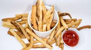 Five Guys and more fast food fries ranked.