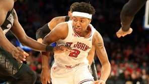 St. John's freshman Shamorie Ponds, who shot 10-for-15