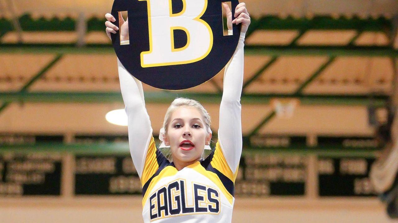 All-Long Island cheerleading