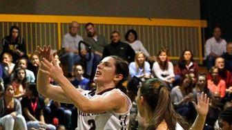 Ashleigh Sheerin of North Shore High School loses