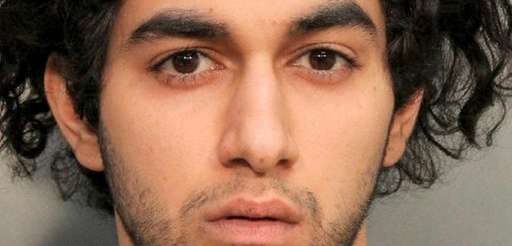 Areefeen Hirji, 19, of Muttontown, faces a charge