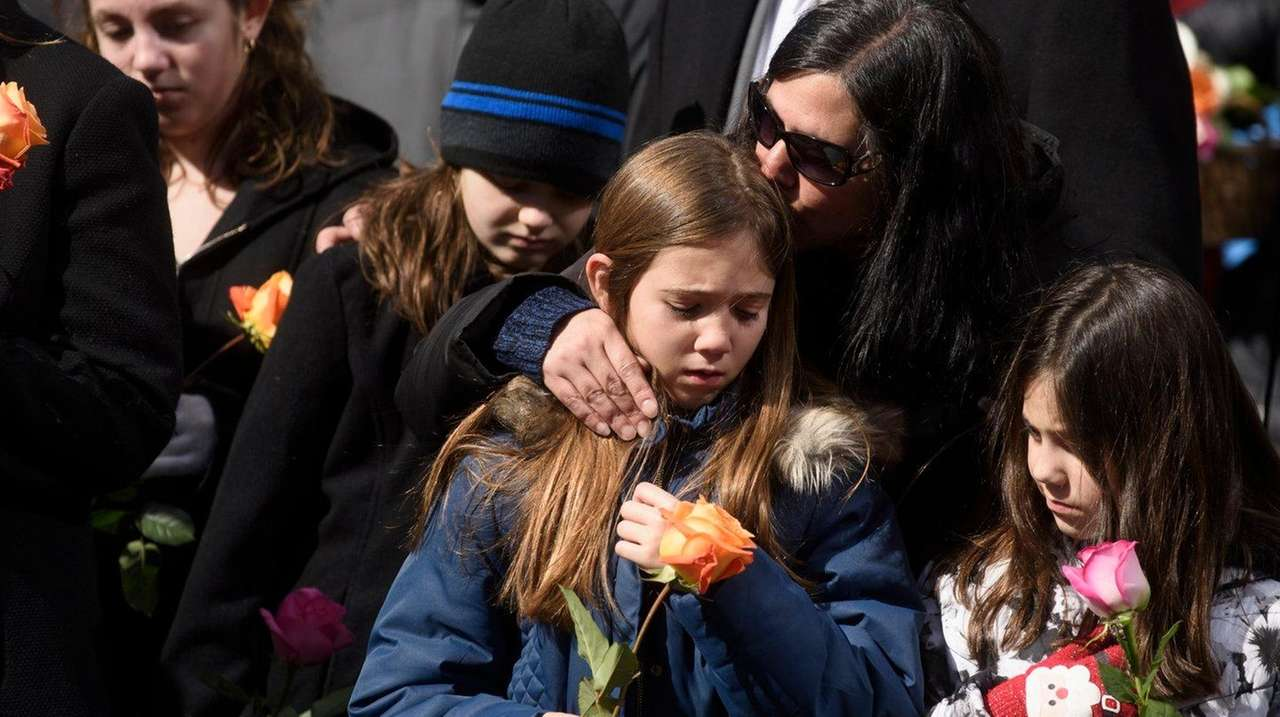 Loved ones of the six people killed during