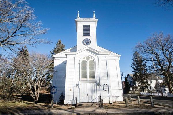 The Orient United Methodist Church on Sunday, Feb.