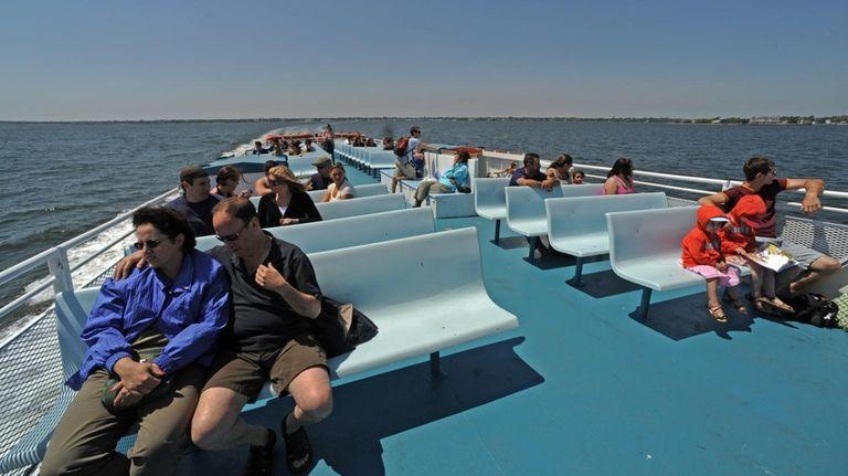 Ocean Beach Hikes Ferry Company S 89