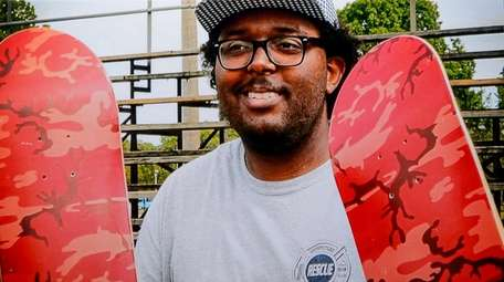 A new skate park named in honor of