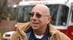 Richard Kaplan, a former assistant fire chief who