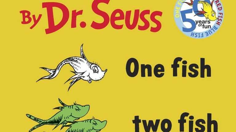 Celebrate Dr. Seuss' 115th birthday on March 2.