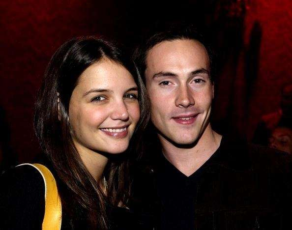 Before she married Tom Cruise, Katie Holmes dated