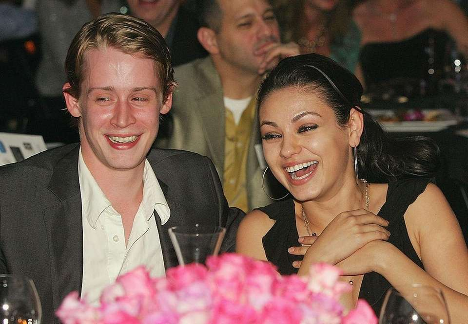 Before she married Aston Kutcher, Mila Kunis dated