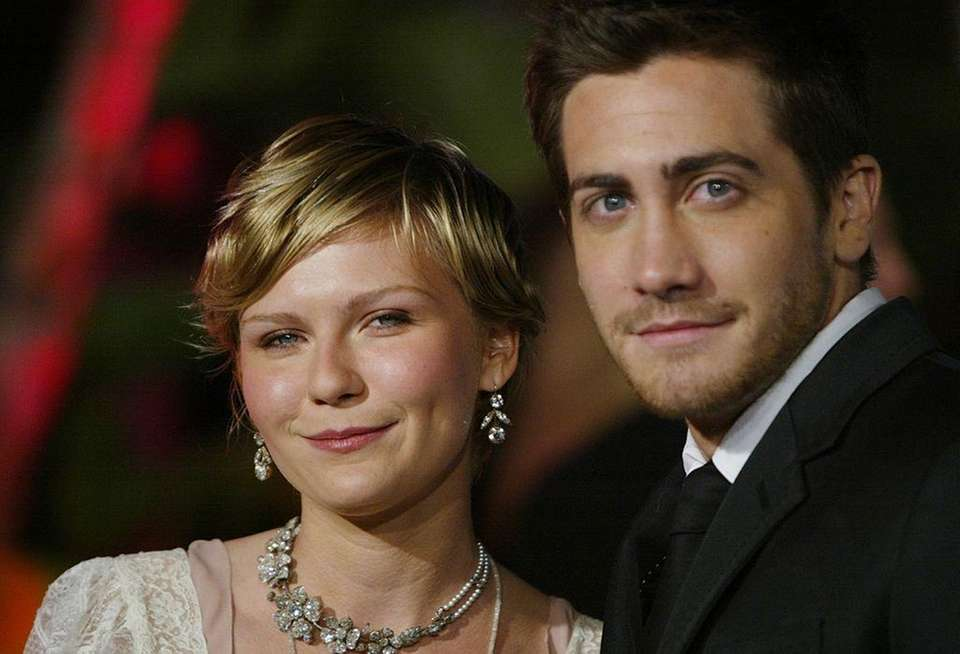 From 2002 to 2004, Kirsten Dunst and Jake