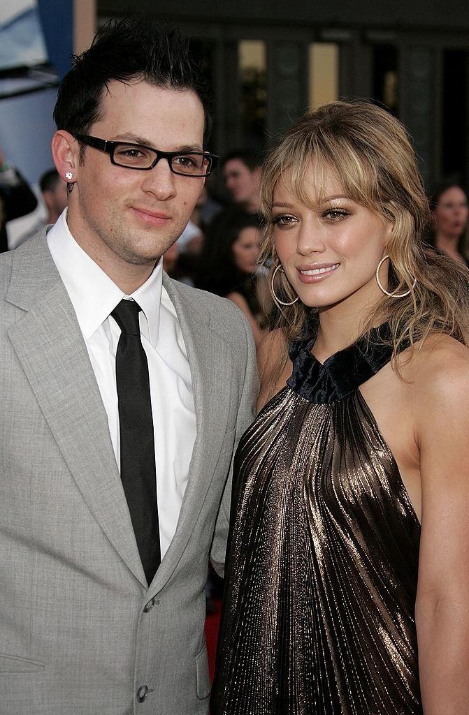 Hilary Duff and rocker Joel Madden got together