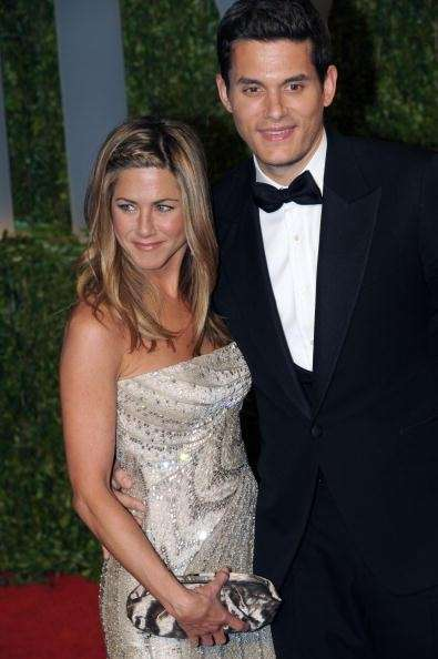 Jennifer Aniston, who is now married to Justin