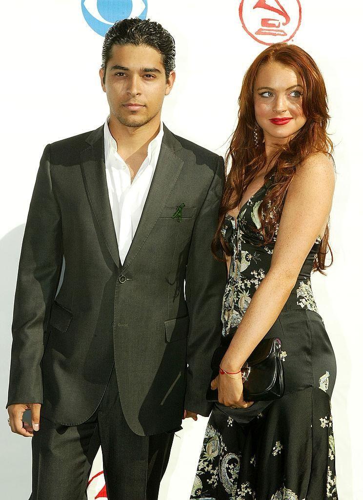 Wilmer Valderrama allegedly began dating Lindsay Lohan when