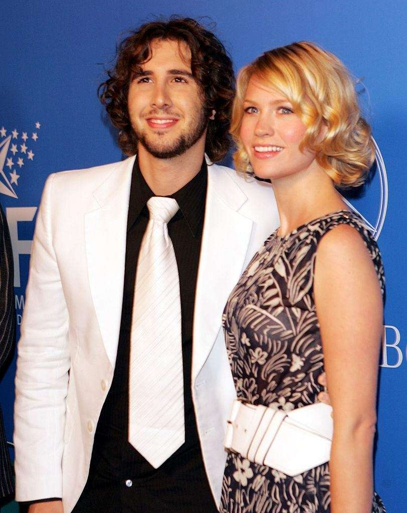 Singer Josh Groban reportedly said his three-year relationship