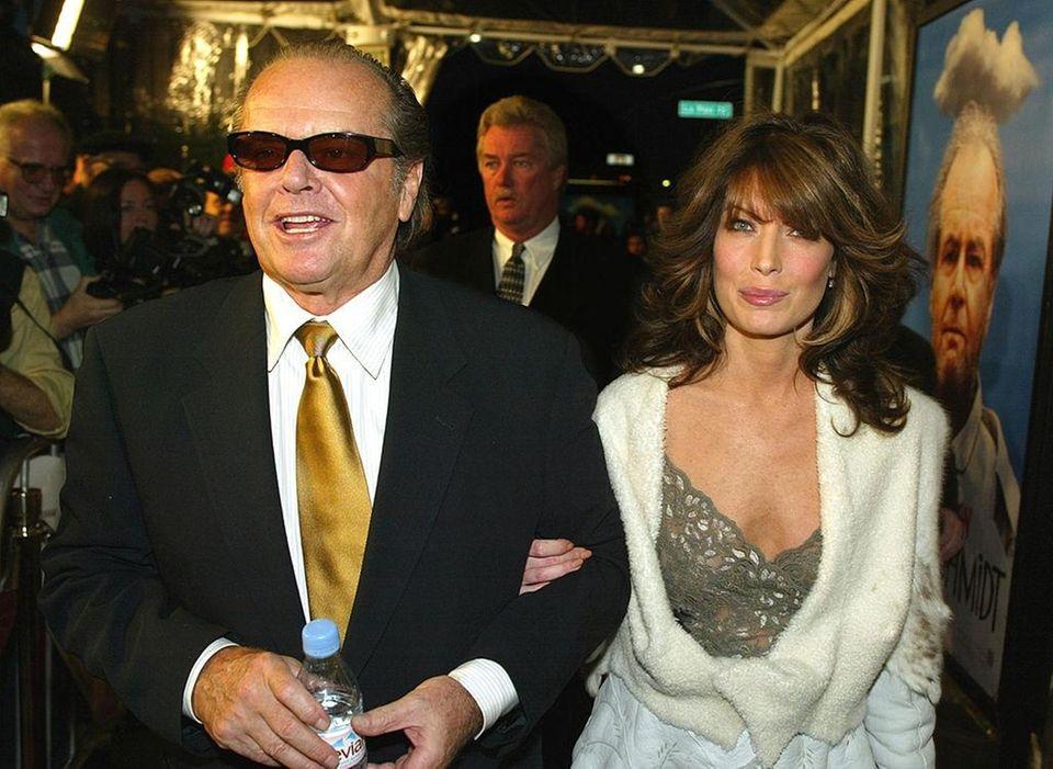Jack Nicholson and Lara Flynn Boyle had an