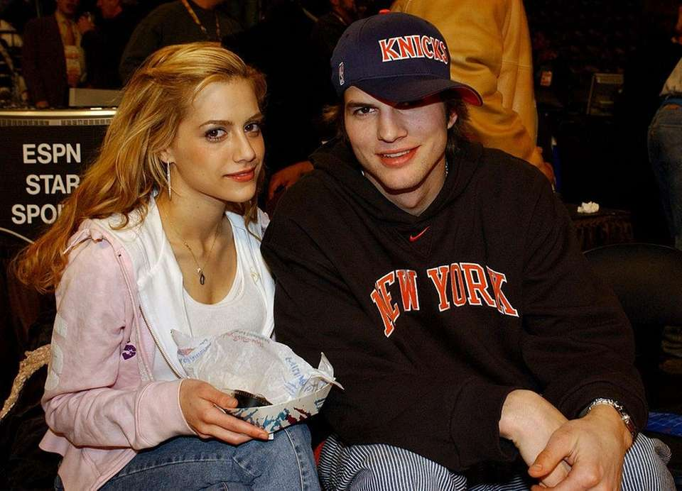 Ashton kutcher and brittany murphy hookup