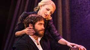Annaleigh Ashford and Jake Gyllenhaal in