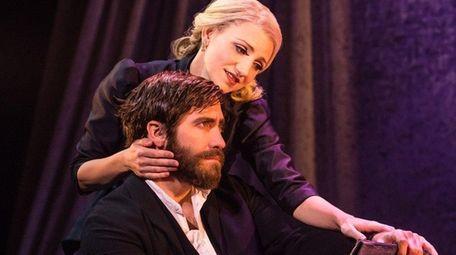 Annaleigh Ashford and Jake Gyllenhaal in