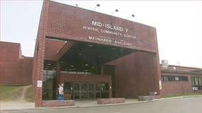 Police say the Mid-Island Y JCC on Manetto