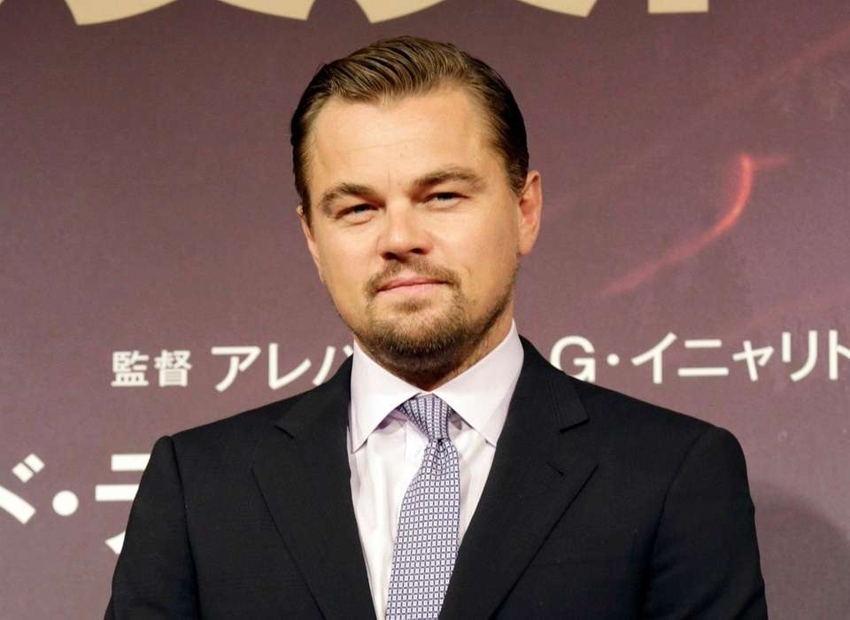 Early in his acting career, Leonardo DiCaprio appeared