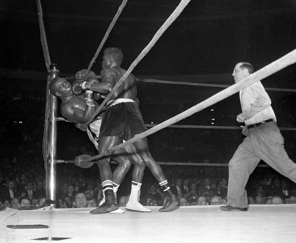 The trilogy between Emile Griffith and Benny Paret