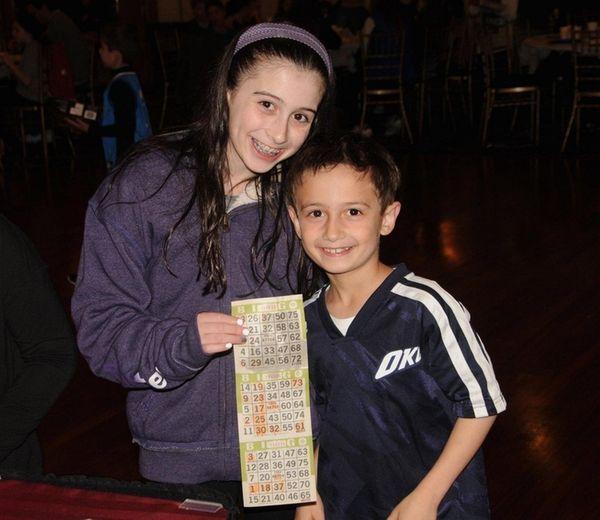 Family Bingo night at Temple Chaverim will take