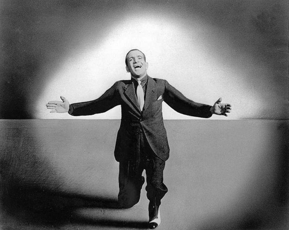 Al Jolson starred in the Depression-era film