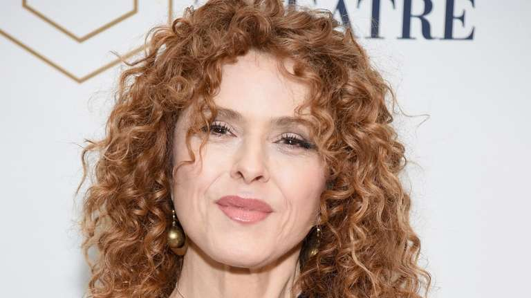 Actress Bernadette Peters attends