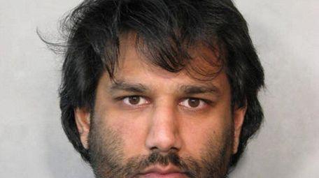 Alok Parekh, 30 of Glen Oaks, Queens, was