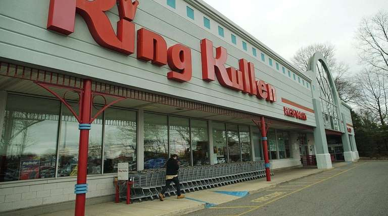 The King Kullen store at 271 Jericho Tpke.