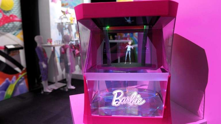 Hello Barbie Hologram is the first to bring
