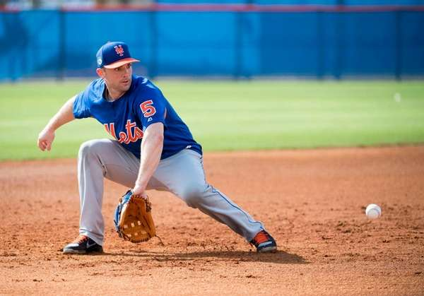 New York Mets third baseman David Wright on