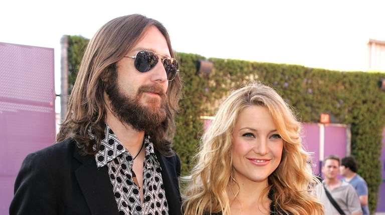 The Black Crowes frontman Chris Robinson and his
