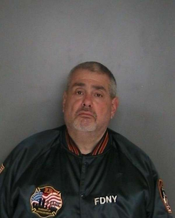 Richard Geller's charges include second-degree criminal impersonation.