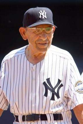 Yogi Berra says it's still too early to