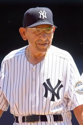 Yogi Berra says it's still too early to