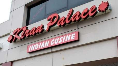 Kiran Palace in Commack has closed.