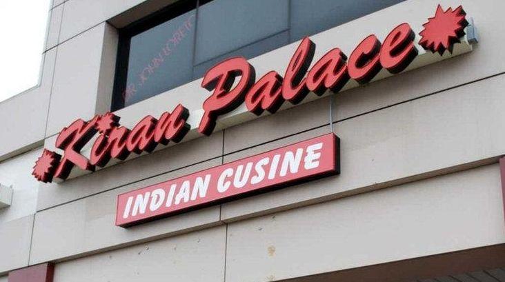 Kiran Palace in Commack has closed.