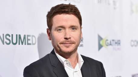 Actor Kevin Connolly attends the Los Angeles premiere