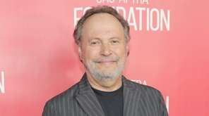 Actor Billy Crystal attends the grand opening Of