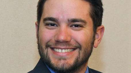 Michael Pecoraro, of Levittown, has been hired as