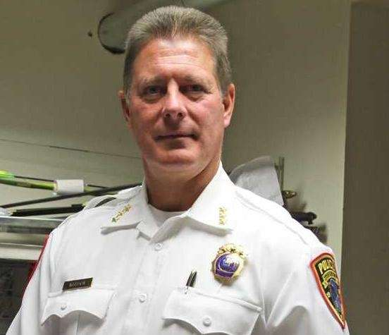 Glen Cove Chief of Police William Whitton in