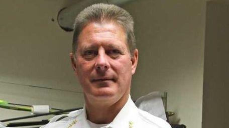 Glen Cove Chief of Police William Whitton in