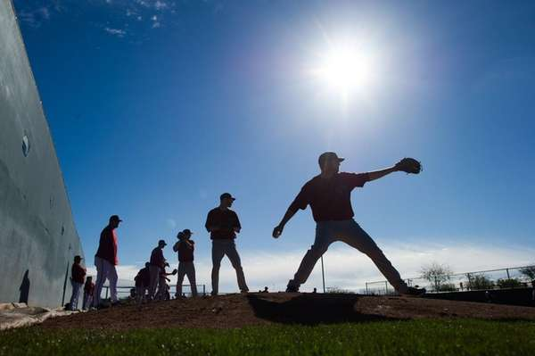 Catch some spring training action with the Diamondbacks