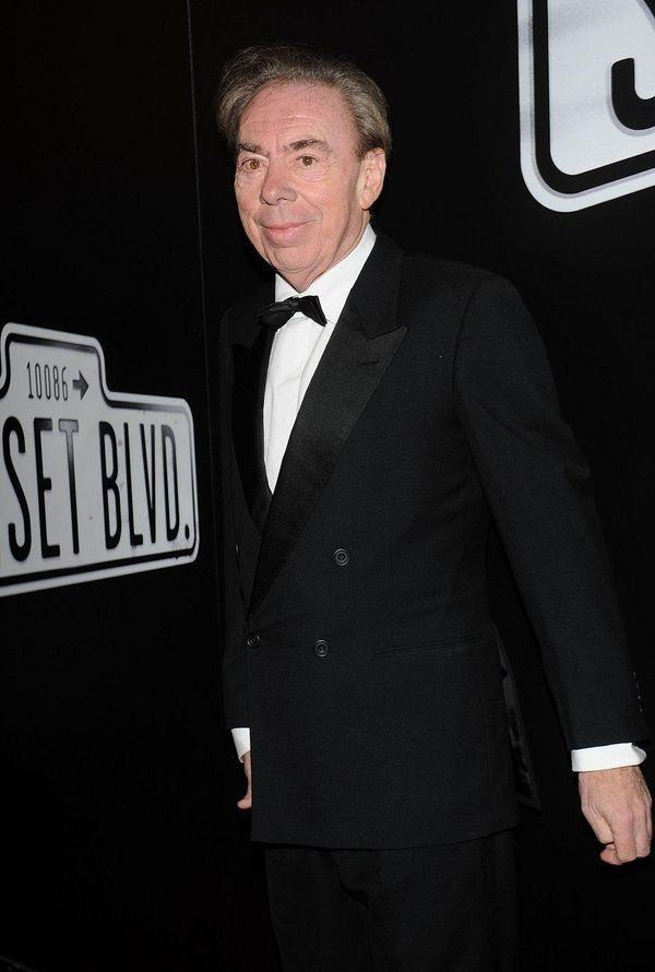 Andrew Lloyd Webber has four shows running on