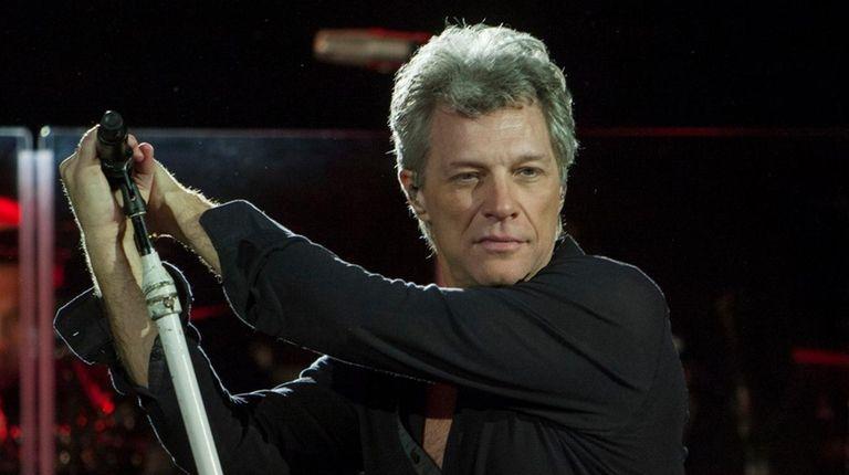 Bon Jovi photos through the years.