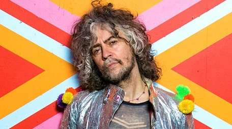 Wayne Coyne fronts the Flaming Lips.