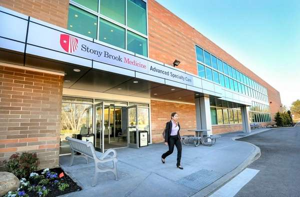 Stony Brook Medicine began taking patients at its