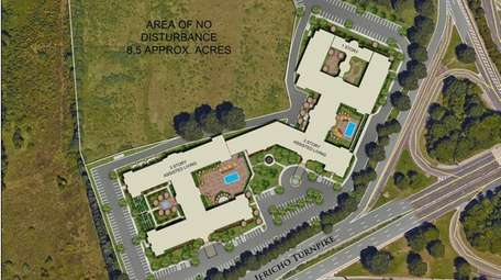 Nassau County's Industrial Development Agency has endorsed the