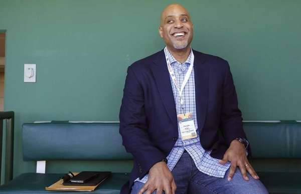 Tony Clark, executive director of the Major League